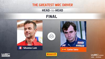 The Final - Loeb v Sainz. Vote now!