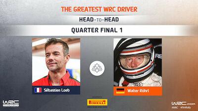 Quarter-Finals - Loeb v Röhrl. Vote now!