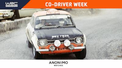 Semana del copiloto: Jean Todt, de ganador de un rallye a líder mundial de los deportes de motor