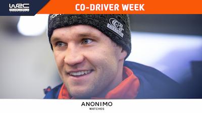 Co-driver week: Home shakedown with….Martin Järveoja