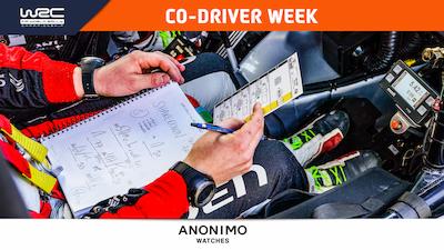 Semana del copiloto: la oficina en el coche