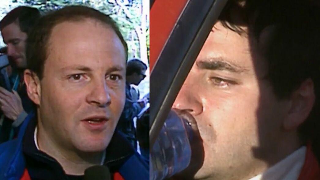 Recuerdos retro portugueses de los grandes del WRC