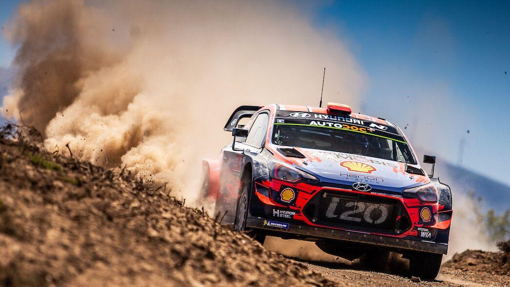 Onboard WRC de la semana