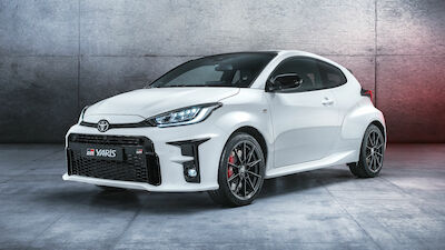 eSports WRC series reveals Toyota GR Yaris as top prize