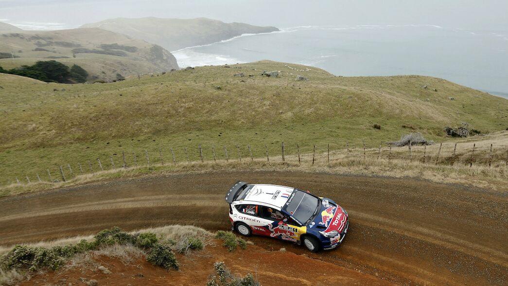 Nueva Zelanda no regresará al WRC en 2020