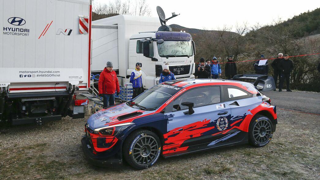 Finaliza el veto de los test del WRC