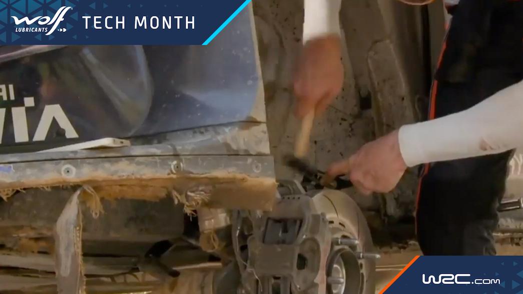 VIDEO: Reparaciones en la carretera