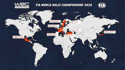 WRC sets return date