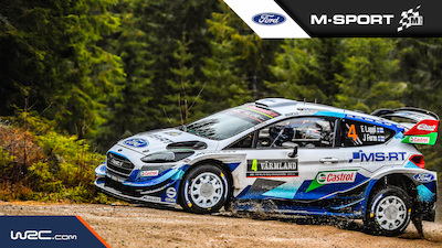 The M-Sport Ford Quiz