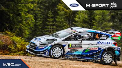 El concurso de M-Sport Ford