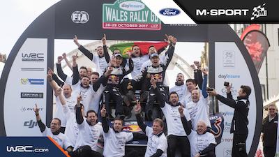 WRC+ FOCUS: El Súper Domingo de M-Sport Ford