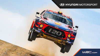 Thierry Neuville's Top 5 Hyundai Motorsport Moments