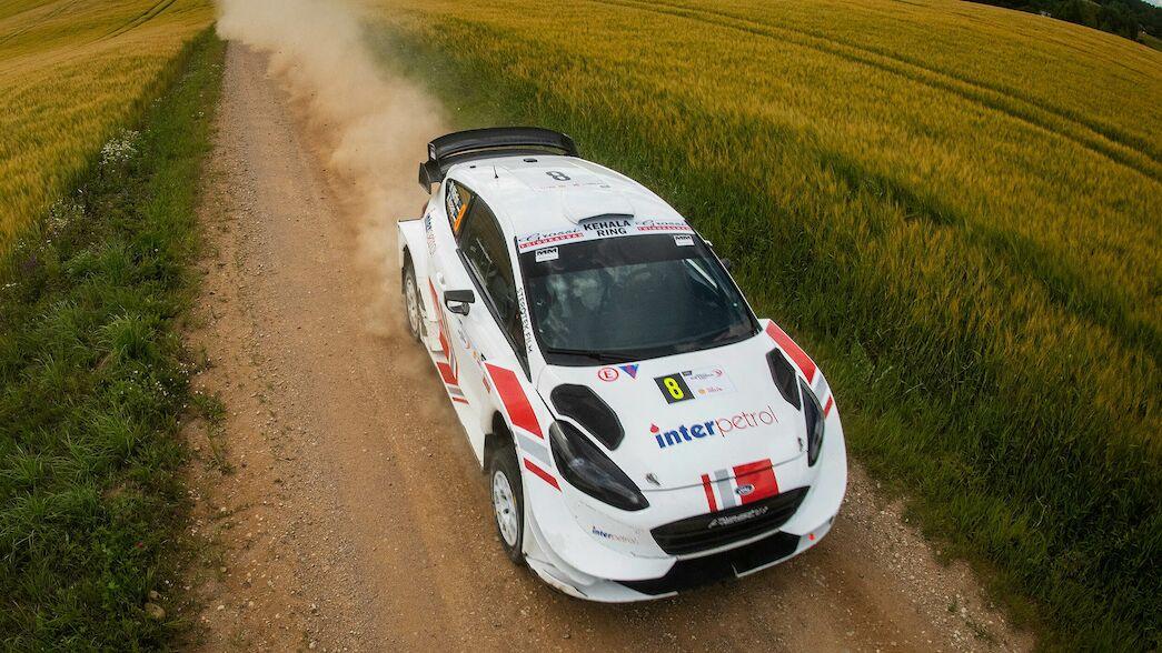 El Rallye Estonia desvela los detalles de la ruta