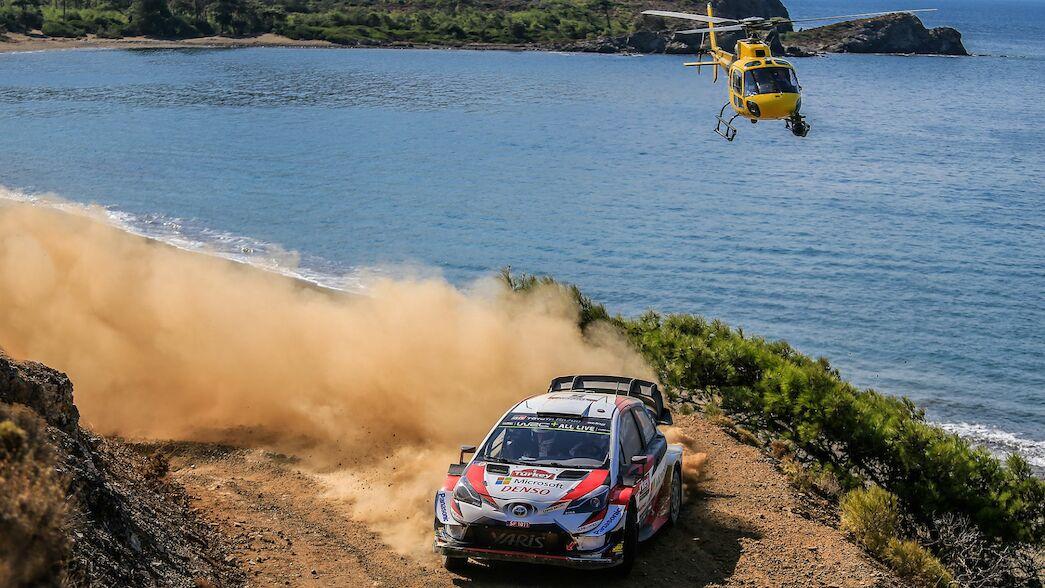 WRC's Rally Turkey finalises September date change