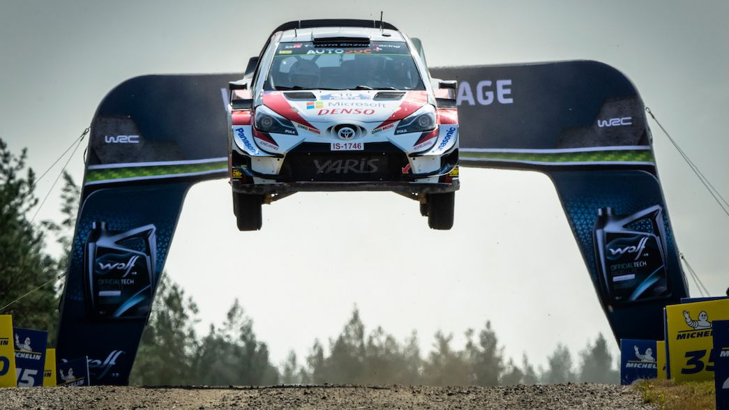 WATCH: Neste Rally Finland Magazine