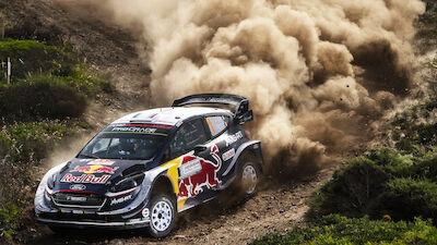Onboard del WRC de la semana