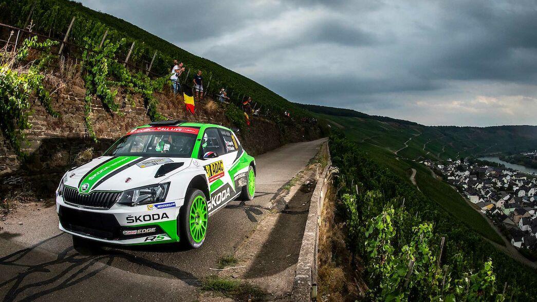 WRC 2 - Onboard of the Week