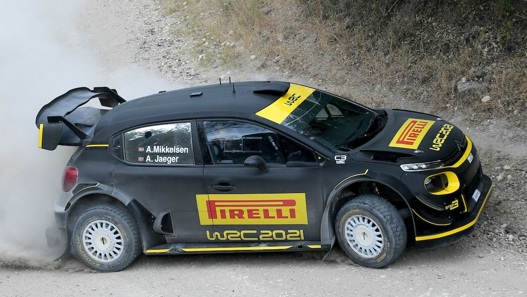 El trabajo en asfalto de Pirelli da confianza a Mikkelsen