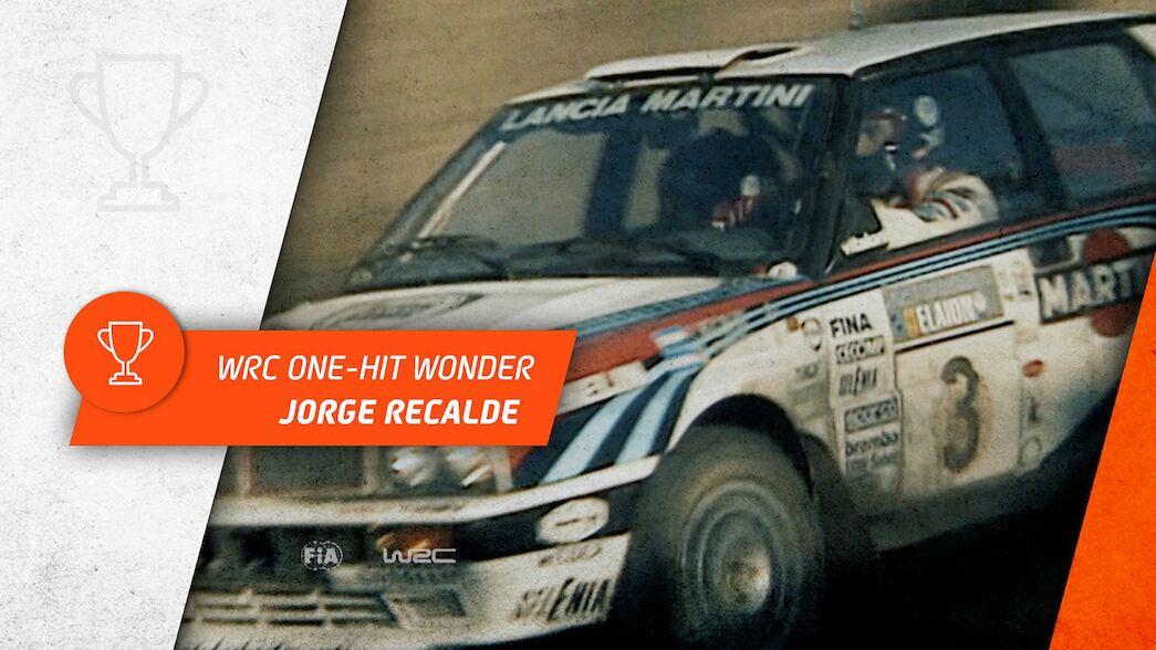 Héroes por un día: Jorge Recalde