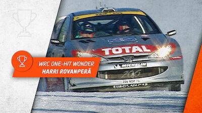 Héroes por un día: Harri Rovanperä
