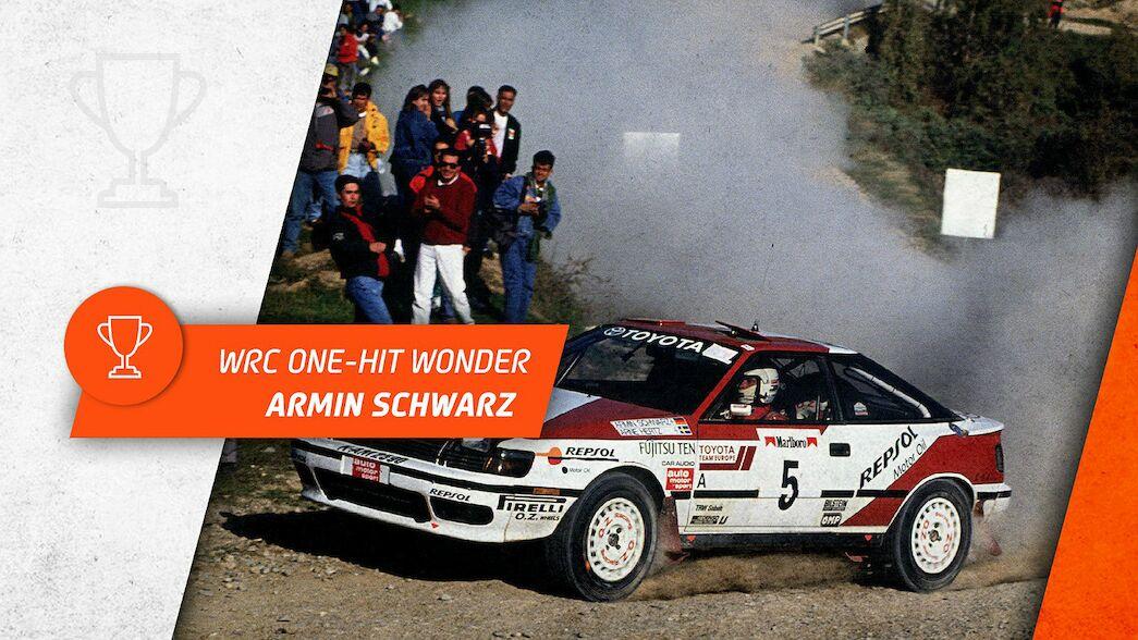 Héroes por un día: Armin Schwarz