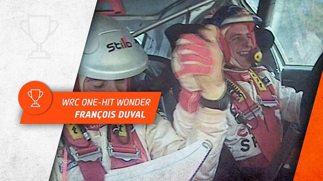 Héroes por un día: François Duval
