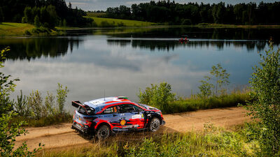 Rally Estonia entry list released