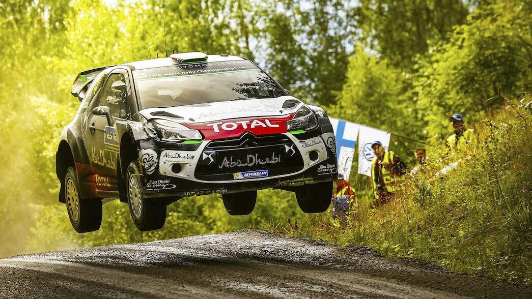Cámara de abordo WRC de la semana