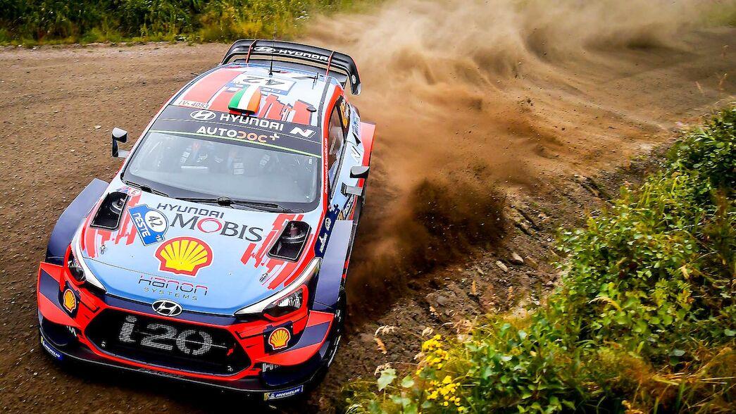 Cámara de a bordo del WRC de la semana