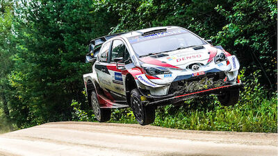 Sébastien Ogier serein malgré le doublé Hyundai en Estonie