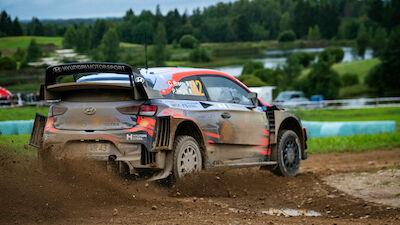 Breen hopes Estonia podium provides launchpad