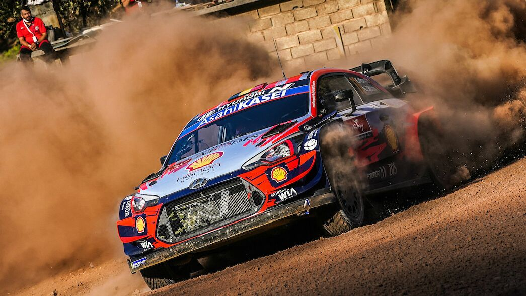 Neuville: 'I expected the win'