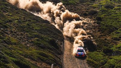 Rally Italia Sardegna entry list