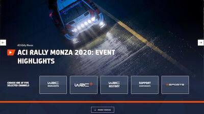 REVIVE EL FINAL DE LA TEMPORADA DEL WRC 2020