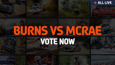 VOTE NOW! Burns vs McRae