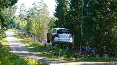 Power Stage Classic: Finland 2014