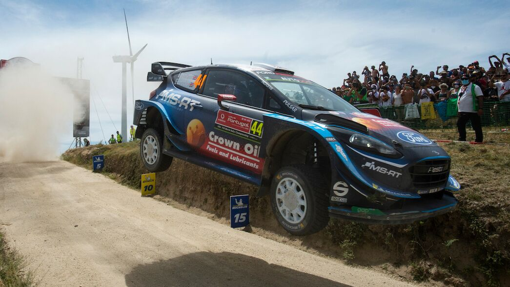 Power Stage Clásicos: Rallye de Portugal 2019