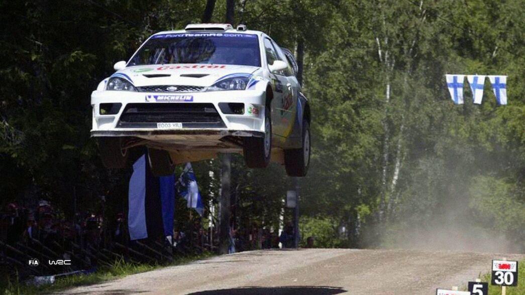 WRC+ Focus: Rallye de Finlandia 2003