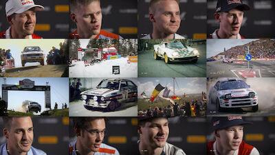 Favoritos del WRC