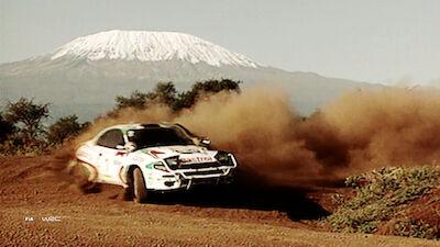VIDEO: Lo mejor del Safari Rallye de Kenia