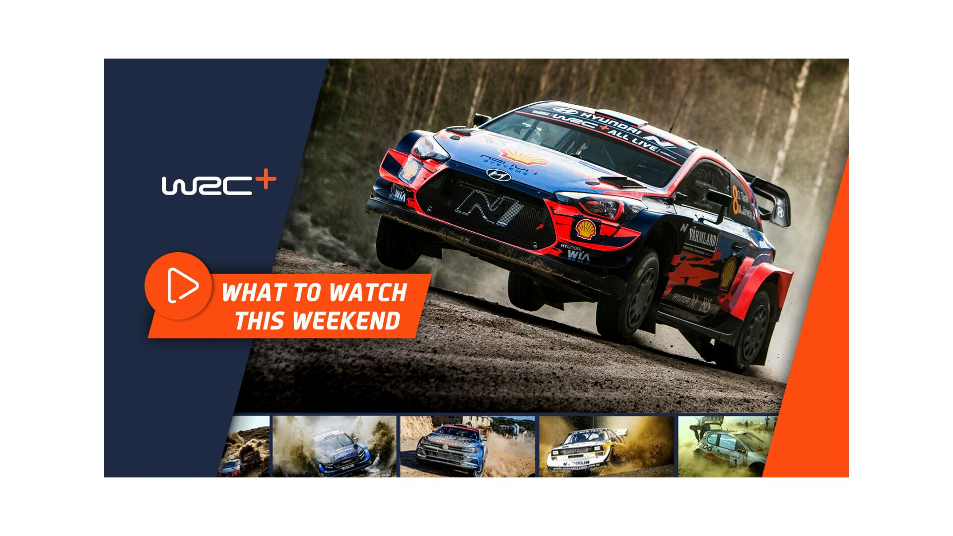 WHAT TO WATCH THIS WEEKEND