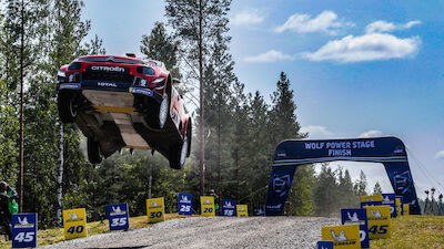 VIDEO: Best of Rally Finland