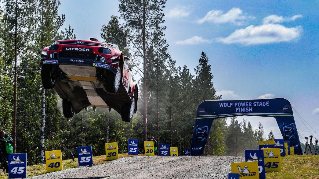 VIDEO: Lo mejor del Rallye de Finlandia
