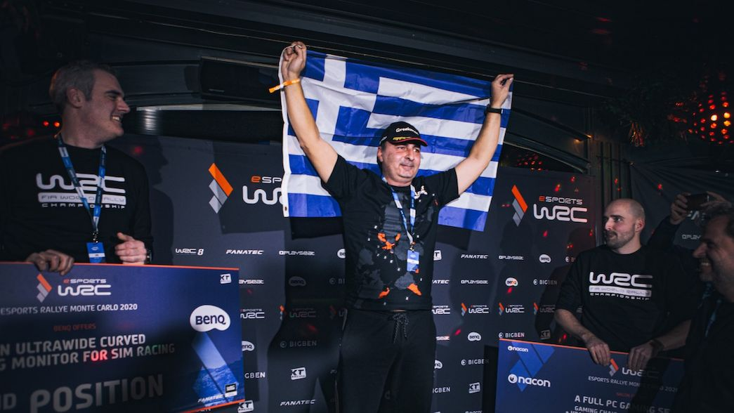 Revelado el calendario de eSports WRC 2021