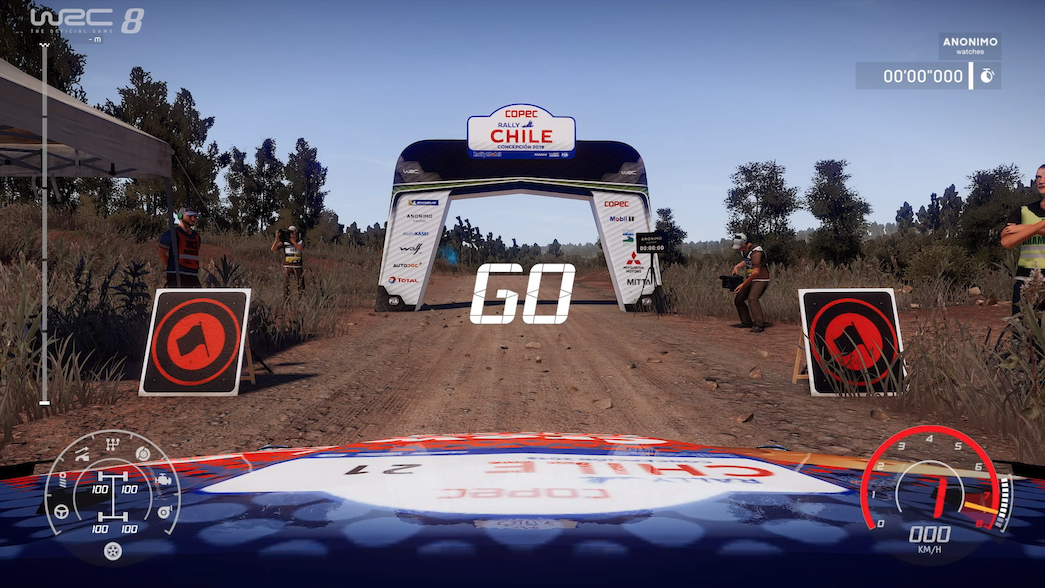 Rally Chile eSports route preview