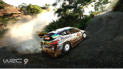 WRC 9 confirmed for PlayStation 5 release