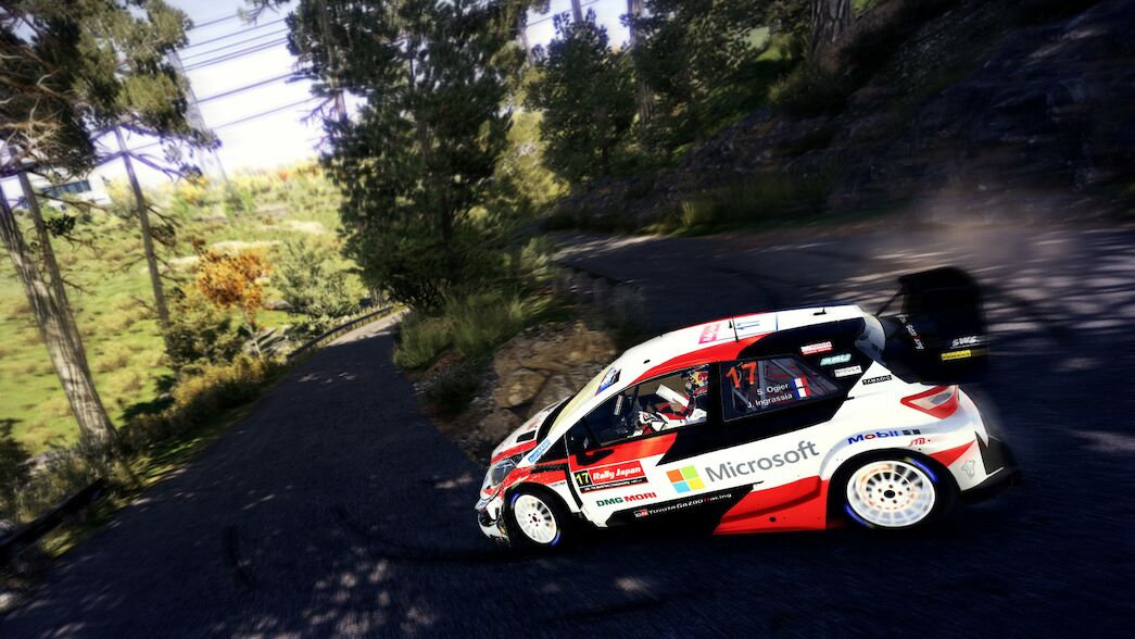 Watch: First WRC 9 gameplay videos from Rally Japan released