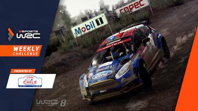 Desafío semanal del WRC 8: El Puma