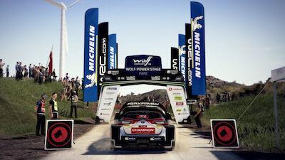 Desafío semanal del WRC 8: Fafe