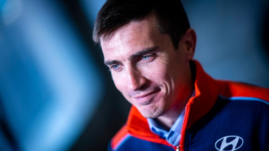 Breen relives Junior WRC title fight